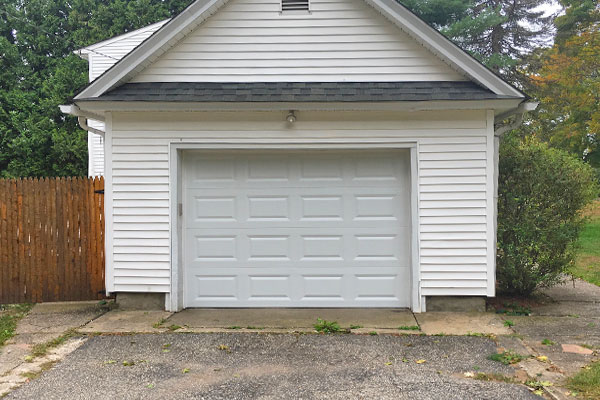 Big guy garage doors stamford repair installation service for How big is a garage door